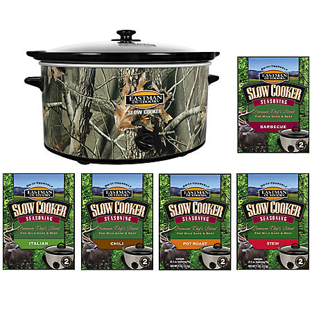 Eastman Outdoors® Slow Cooker Value Pack
