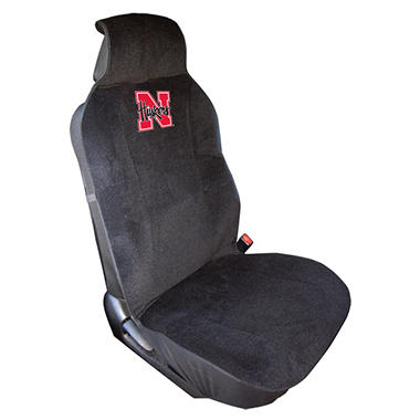 NCAA Nebraska Cornhuskers Plush Seat Cover