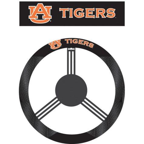 NCAA Auburn Tigers Steering Wheel Cover