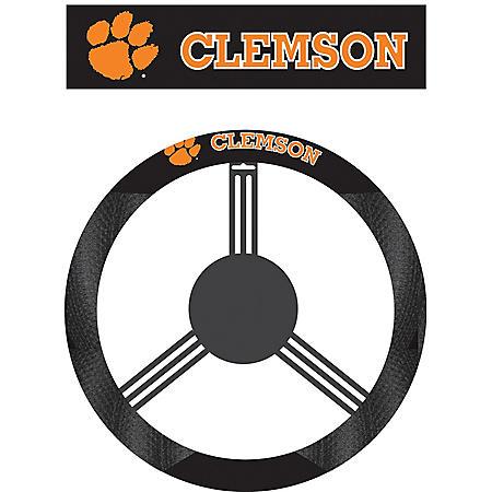 NCAA Clemson Tigers Steering Wheel Cover