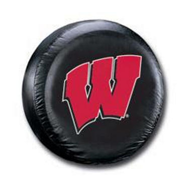 NCAA Wisconsin Badgers Tire Cover