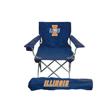 NCAA Illinois Fighting Illini Tailgating Chair