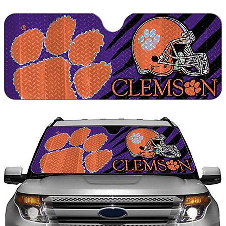 NCAA Auto Sun Shade - Clemson Tigers (Save Now)