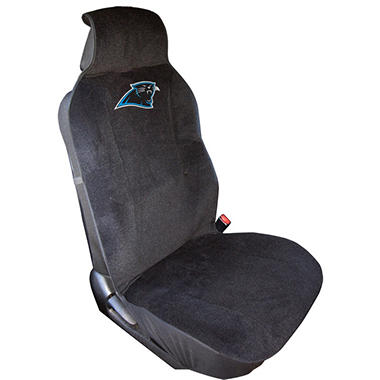 NFL Carolina Panthers Seat Cover