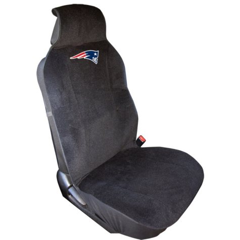 NFL New England Patriots Seat Cover