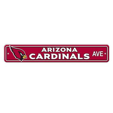 NFL Arizona Cardinals Street Sign