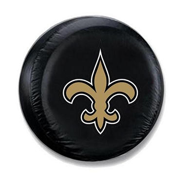 NFL New Orleans Saints Tire Cover