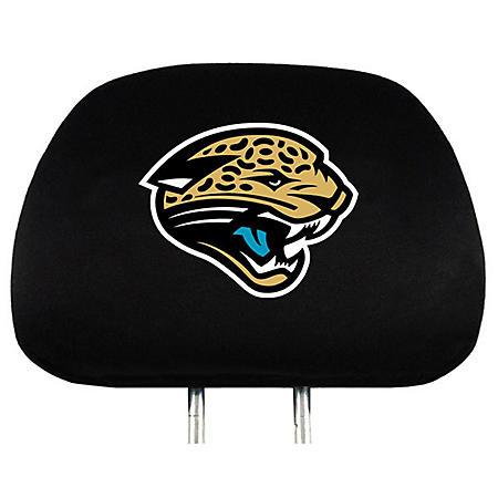 NFL Headrest Cover - Jacksonville Jaguars (Save Now)