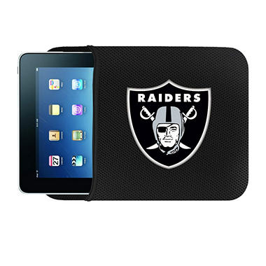 NFL Oakland Raiders Tablet / Netbook Cover