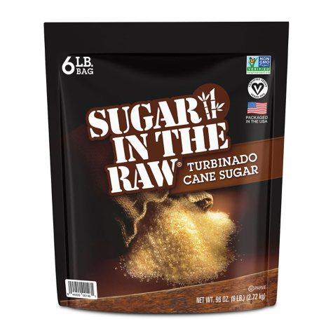 Sugar in the Raw Natural Cane Turbinado Sugar (96 oz.)