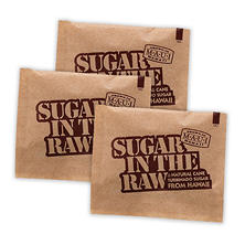 Sugar in the Raw - Single Serve Portion Packs - 1200 count