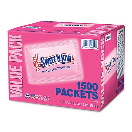 Sweet'N Low (1,500 ct.)