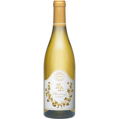 ZD Wines Chardonnay, Napa Valley (750 ml)