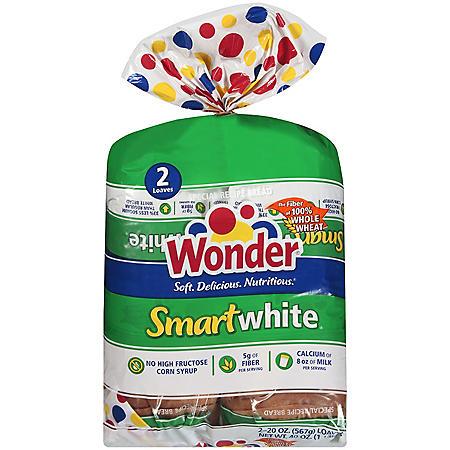 Wonder Bread Smart White