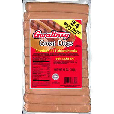 Gwaltney Great Dogs (3 lb.)