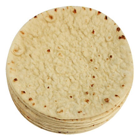 "Olympia 7"" Pita Pan Greek Pita (22 lbs., 120 ct.)"
