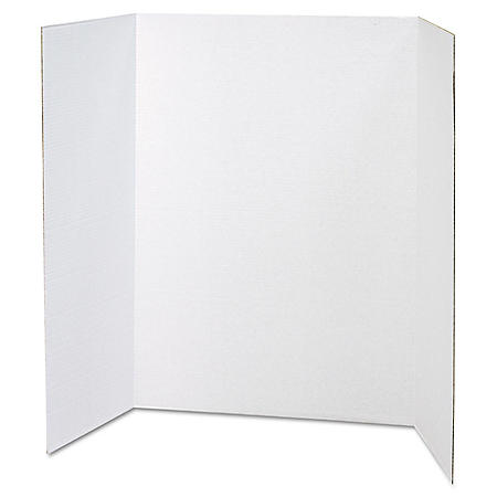 Pacon - Spotlight Presentation Board - 48 x 36 - White - 24/Carton