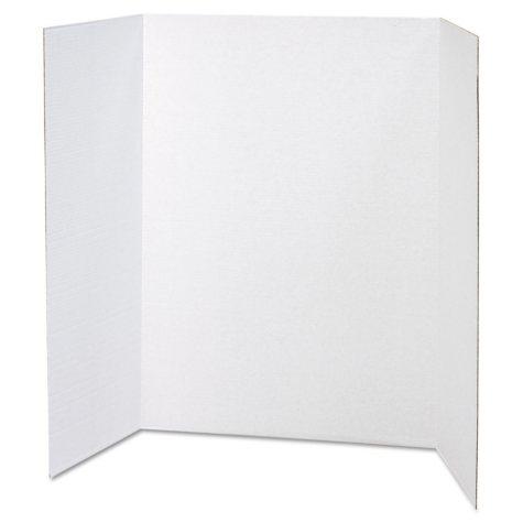 Pacon - Spotlight Presentation Board - 48 x 36 - White - 24/Carton
