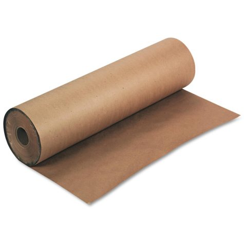 "Pacon - Kraft Paper Roll, 50 lbs., 36"" x 1000 ft -  Natural"