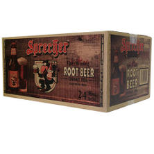 Sprecher Root Beer (16 oz. bottles, 24 pk.)