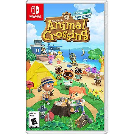 Animal Crossing New (Nintendo Switch)