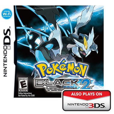 Pokemon Black Version 2 - NDS