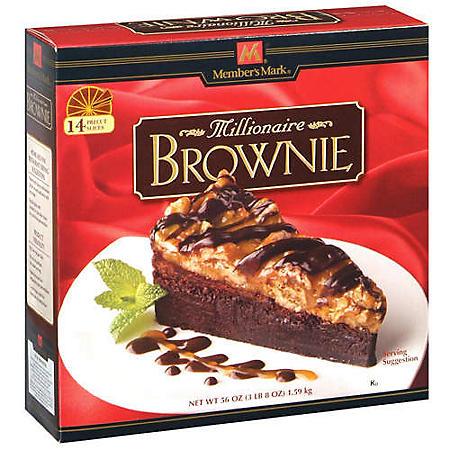Member's Mark® Millionaire Brownie - 56 oz.