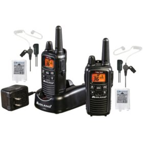 Midland License Free Business Radio 2-Pack Bundle (LXT600BB)