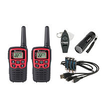 Midland E+Ready EX37VP Two-Way Radio Emergency Kit