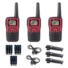 Midland X-Talker Two Way Radio (3 Pack)