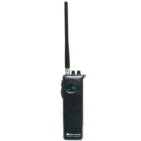 Midland 40 Channel Handheld CB Radio