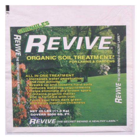 Revive® Organic Soil Treatment - 25 lb. bag
