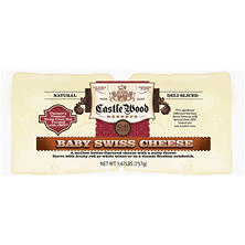 Member's Mark Baby Swiss Cheese Slices (1.67 lb.)