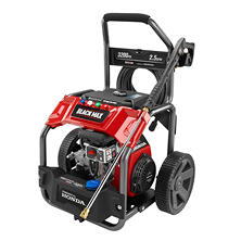 Black Max 3,200 PSI Extended-Run Gas Pressure Washer (Powered by Honda)