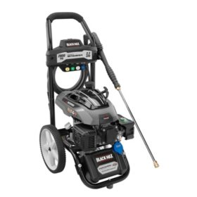 Black Max 2800 PSI / 2.3 GPM Gas Pressure Washer