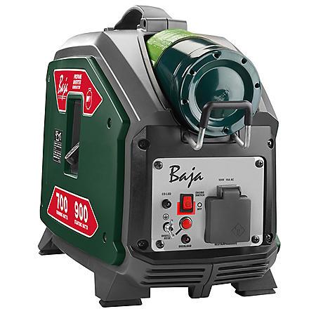 Baja 900W Propane Inverter Generator