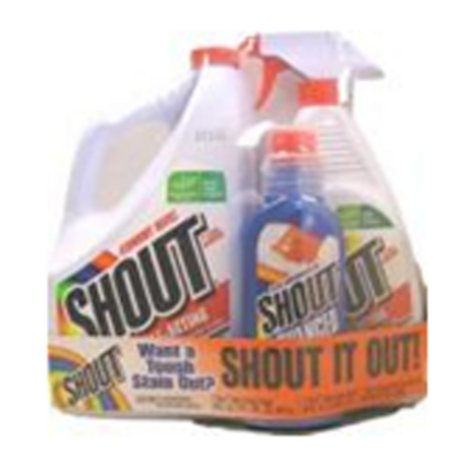Shout Stain Remover Multi-pack