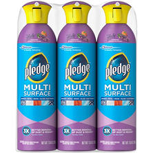 Pledge Multi-Surface Everyday Cleaner, Choose Your Scent (13.8 oz, 3 pk.)