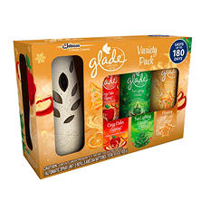 Glade Automatic Spray Starter + 3 Refills (various scents)