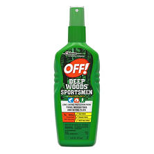 OFF! Deep Woods Sportsmen 6 oz. Spritz