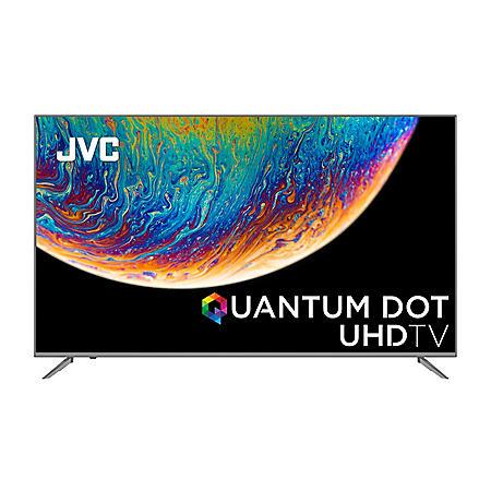 "JVC 55"" Class UHD QLED Smart TV - LT-55MA888"