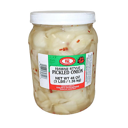 ManNani Pickled Onion (48 oz.)