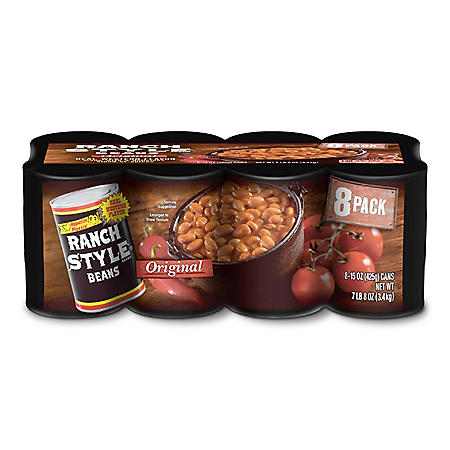 Ranch Style Original Beans (15 oz., 8 pk.)