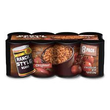 Ranch Style Beans (15 oz. cans, 8 ct.)