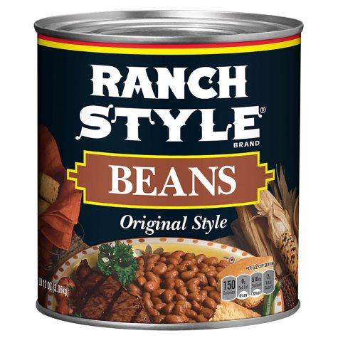 Ranch Style Original Beans (108 oz.)