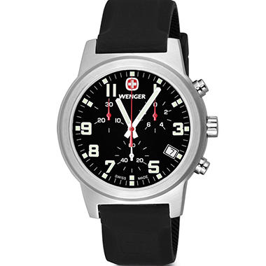 Wenger Classic Field Chronograph Watch