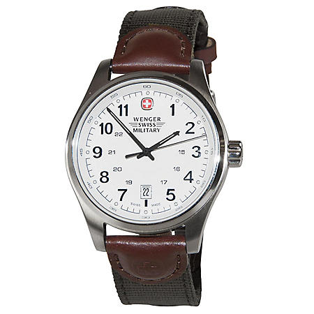 Wenger Swiss Military Men's Terragraph Watch