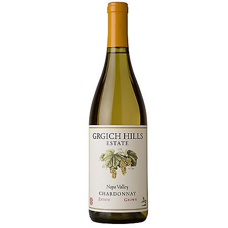Grgich Hills Napa Valley Chardonnay (750 mL)