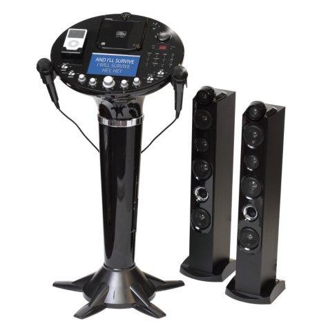 Singing Machine Pedestal CDG Karaoke System