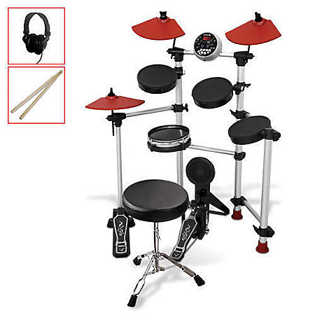 sound x smi 1458 digital drum machine sam 39 s club. Black Bedroom Furniture Sets. Home Design Ideas